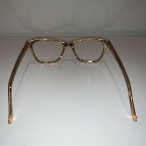 Calvin Klein Accessories - Stylish Calvin Klein Gold Tone Frames CK7893-002.